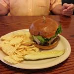 No Skimpy Burger here