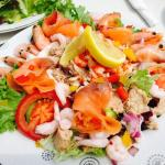 The best sea food salad I have ever eaten !! Omg xx