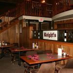 Knight's Steakhouse Interior
