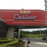 OLG Casino - front entrance