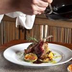 Exquisite dishes at the Awasi Restaurant