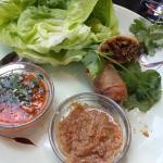 Thai pork roll