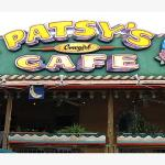 Outside view Patsy's