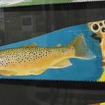 """Detail of Peter Murray's """"I Thought I Saw a Trout"""""""