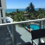 Foto de Courtyard Miami Beach Oceanfront