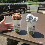 """Child"" size serving of ice cream"