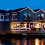 David's KPT at The Boathouse Waterfront hotel in Kennebunkport, Maine