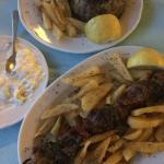 Zephyros restaurant Kalo Nero Beach