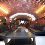 Nice lounge area !
