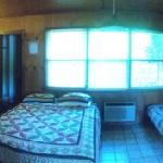 Panoramic of the room