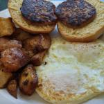 Ma's Country Breakfast ($8.95)