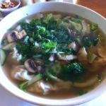 Vietnamese Wonton soup