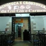 GioGio e Carmen Paninoteca e Crostoneria