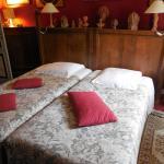 Madeleine bedroom