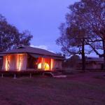 Safari Tent Exterior