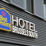 ‪BEST WESTERN Hotel Brussels South‬