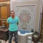 Riad al akhawaine Foto