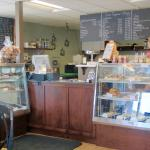 Ellie's Pastry Counter-in Weed CA