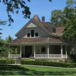 Historic Home on Property St Supery Winery, Rutherford, Ca