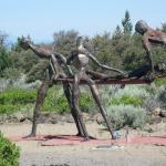 Living Memorial Sculpture Garden - Weed, Ca