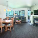 Three-Bedroom Suite Living Area