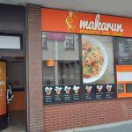 Makarun Spaghetti and Salad