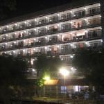El edificio hotel