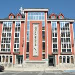 Fachada principal Hotel Crunia A Coruña