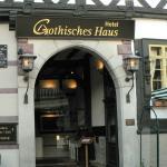 Travel Charme Gothisches Haus Foto