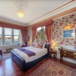 Ground floor sea view suite with super king bed