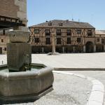 Hotel y plaza