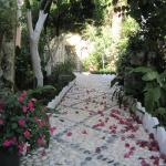 Pathways at Katerina's Apartments