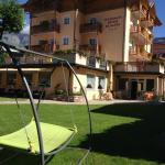 Giardino Dolomiti Hotel Olimpia, estate Andalo
