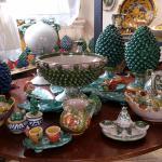 ceramiche Sammartino e Delfino