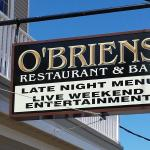 Welcome to O'Brien's!