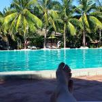 Photo de Lang Co Beach Resort