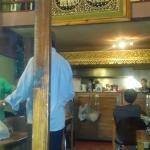 view of inside restaurant