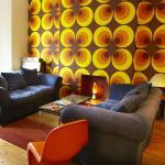 Cool Seventies Retro Lounge