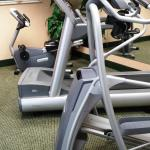 Three machines In Fitness Center