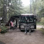 Lake George RV Park Bild