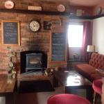 Make yourself comfortable in our snug area