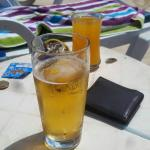 Efes, the local beverage - yum
