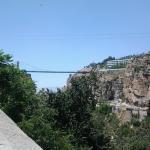 Vista lateral da Ponte.