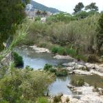El entorno del riu Santa Eulalia