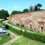 Mauern der Festung