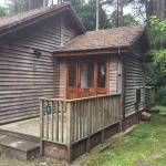 Entrance - Griffon Forest Lodges Photo