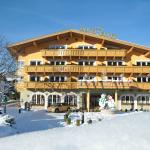 Hotel Winter Eingang
