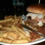 Big Ben burger
