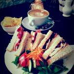 Cafe cocoa Foto