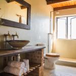 Bathroom in Harpuis house